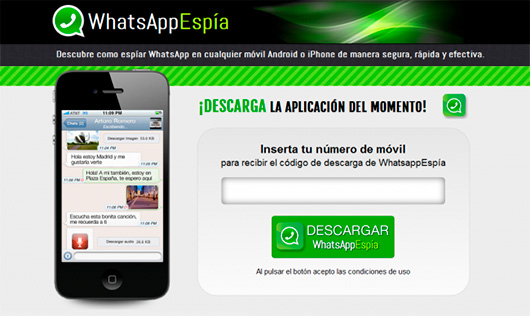 whatsapp espia